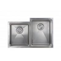 Amerisink AS331L Legend Line Undermount Stainless Steel Double Sink