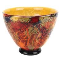 Badash Crystal Firestorm Bowl, 11