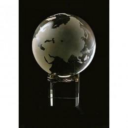 Badash Crystal Globe on Stand