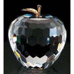 Badash Crystal Apple Paperweight