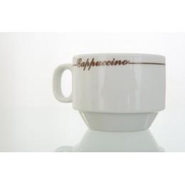 Comobar Cappuccino Cups and Saucers 24/CS