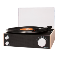 Crosley CR6023A-NA Switch Bluetooth Turntable - Natural