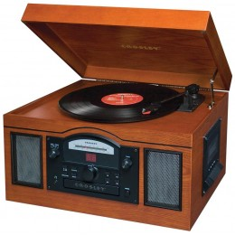Crosley CR6001A-PA Archiver USB Turntable Paprika