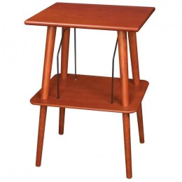 Crosley ST66-PA Manchester Entertainment Center Stand Paprika
