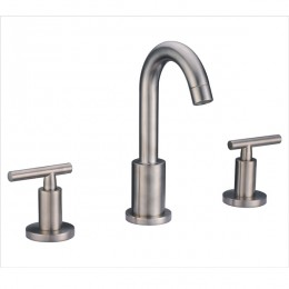 Dawn AB16 1513BN 3-Hole Widespread Lavatory Faucet with Lever Handles