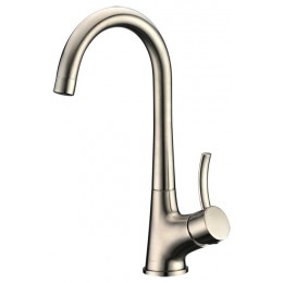 Dawn AB50 3714BN Brushed Nickel Single Lever Bar Faucet