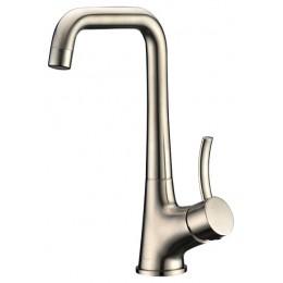 Dawn AB50 3715BN Brushed Nickel Single Lever Bar Faucet