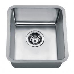 Dawn BS121307 Undermount Stainless Steel Bar Sink