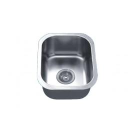 Dawn BS1215 Undermount Stainless Steel Bar Sink