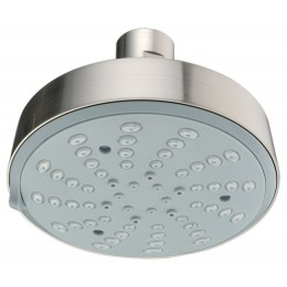Dawn SH0160400 Brushed Nickel Multifunction Wall Mounted Showerhead