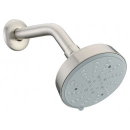 Dawn SH0160401 Multifunction Wall Mounted Showerhead, Arm and Flange