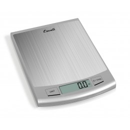 Escali 2210S Passo High Capacity Digital Food Scale 22 LB