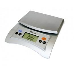 Escali A115S Aqua Digital Food Scale 11 LB Silver Gray