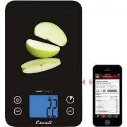 Escali SC115KS Smart Connect Bluetooth Kitchen Scale 11 LB