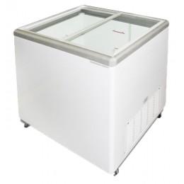 Excellence Euro-10HC Flat Lid Merchandising Freezer 9.6 cu ft