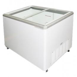 Excellence Euro-13HC Flat Lid Merchandising Freezer 12.5 cu ft