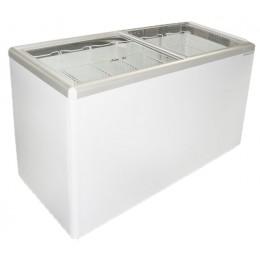 Excellence Euro-16HC Flat Lid Merchandising Freezer 15.5 cu ft