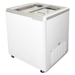 Excellence Euro-8HC Flat Lid Merchandising Freezer 7.5 cu ft
