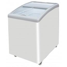 Excellence Industries MB-2HCD Mini Bunker Display Refrigerator / Freezer