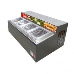 Fagor CPR-60-4 Refrigerated Countertop Pan Rail