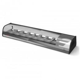 Fagor VTP-175-SL Sushi Case Display Refrigerator 68 Inch