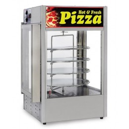 Gold Medal 5551-00-5553-001 Humidified Pizza Cabinet Small
