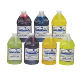 Gold Medal Frusheez Slush Drink Mix 6-1/2 Gallons Additional Flavors