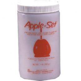 Gold Medal 4175 Apple-Set 1lb Can