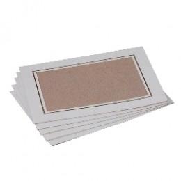 Gold Medal 7738 Card Frames  200/Box
