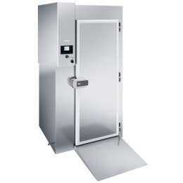 Infrico IBC-ABT20-1C BI Roll-In Blast Chiller and Freezer - 20 Trays