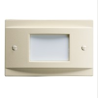 Kichler 12665ALM LED Step Light Non Dimmable