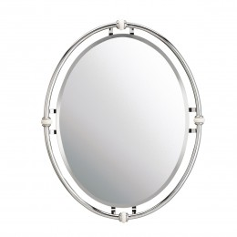 Kichler 41067CH Chrome Finish Pocelona Mirror