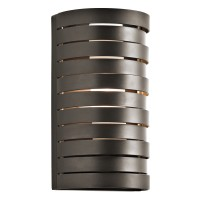 Kichler 43305OZ Roswell Collection Wall Sconce 1Lt Halogen