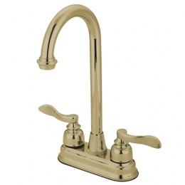 Kingston Brass KB8492NFL Two Handle 4