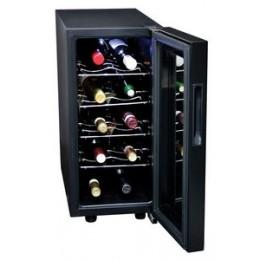 Koolatron KWT10BN 10-Bottle Wine Cellar with Touch Control