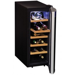 Koolatron WC12-35D 12-Bottle Wine Cellar