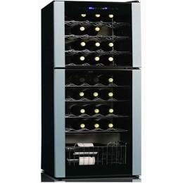 Koolatron 45 Bottle Dual Zone Wine Cellar