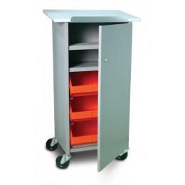 Lockwood MT-84-D Merchandising Stand with Door