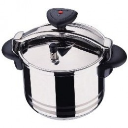 Magefesa Star R Stainless Steel Pressure Cooker Additional Sizes
