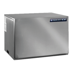 Maxx Ice MIM1000 Ice 1000lb Maker Modular Only