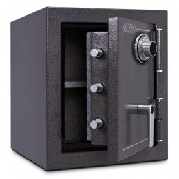Mesa MBF1512C Burglary and Fire Safe with Combo Lock, 1.7 cu ft