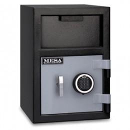 Mesa MFL2014E Depository Safe with Electronic Lock, .9 cu ft