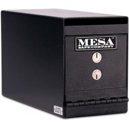 Mesa MUC2K Undercounter Depository Safe, .2 cu ft
