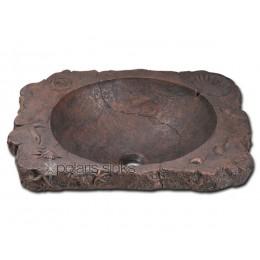 Polaris Bronze Drop-In Sink