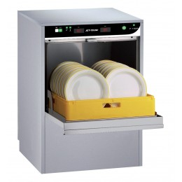 Jet-Tech Systems F-18DP High-Temp Under-Counter Dishwaasher