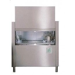 Jet-Tech Systems FX-44 Single Tank Conveyor Dishwasher