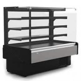 Hydra-Kool KBD-40-D Non-Refrigerated Bakery Display Case 41