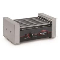 Nemco 8010SX-220 10 Hot Dog Roller Grill with Non Slip GripsIt 220V