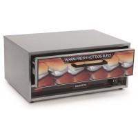 Nemco 8033-BW Moist Heat Bun/Food Warmer Fits 8033 Roller Grill