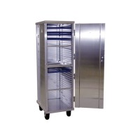 New Age 1292 Enclosed Bun Pan Rack, Heavy Duty, 1.5